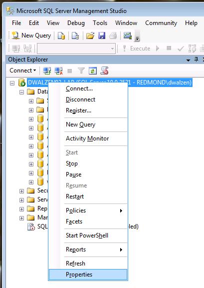 Securely connect Excel to Remote Web SQL Server Database